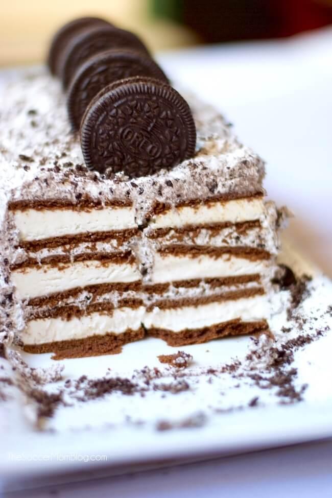 How To Make A Lactose Free Ice Cream Cake