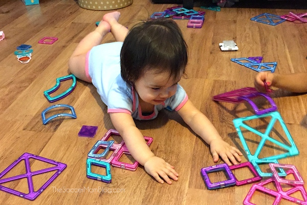 Our review of the Magformers Inspire 100 piece magnetic construction set and how it can help develop creative thinking and problem solving skills.