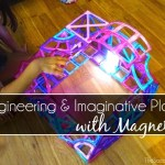 Engineering & Imaginative Play with Magformers Inspire Set + Giveaway