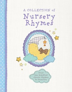 A Collection of Nursery Rhymes Parragon Books