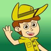 Jungle Jim wildlife learning music videos for kids