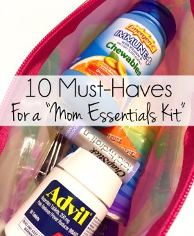 10 Must-Haves for Your Purse Essentials Kit