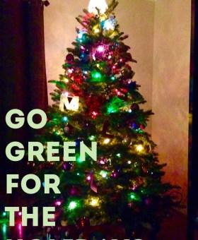 Three Steps for a Greener Holiday Season