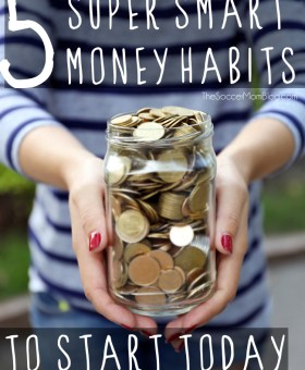 Stay Debt Free: 5 Super Smart Money Habits to Start TODAY