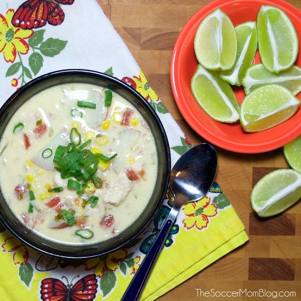Thai Corn Chowder