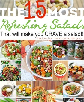 15 Simple & Refreshing Salad Recipes