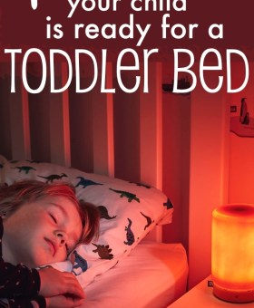 When is it Time to Transition to a Toddler Bed?