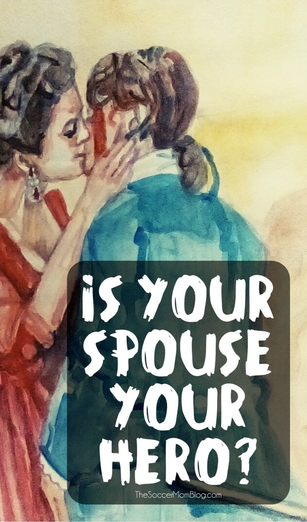 Is your husband your fantasy too? 6 Ways my husband is like Jamie in Outlander and why it's important to recognize the hero in your spouse. Marriage tips