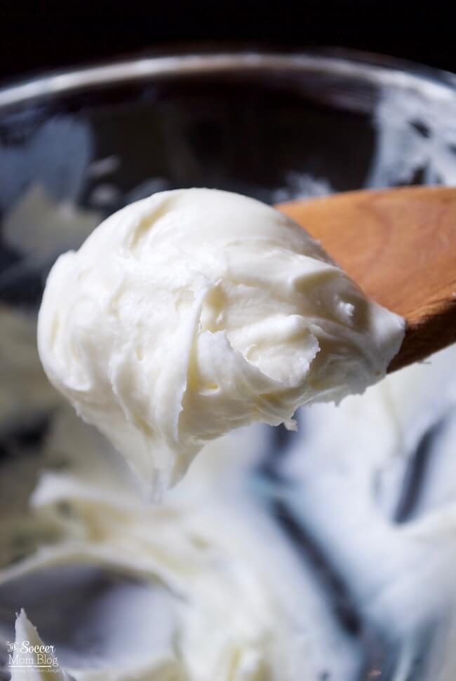 "2-Ingredient ""Magic"" Coconut Oil Frosting"