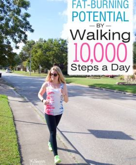 10 Ways to Get 10,000 Steps a Day