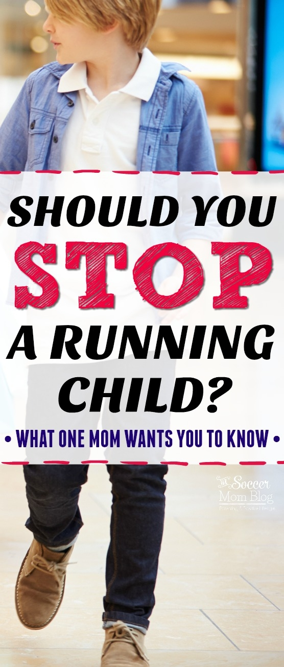 When you see a child running away from it's parents in a store do YOU help? What one mom wants you to know about autism and wandering.