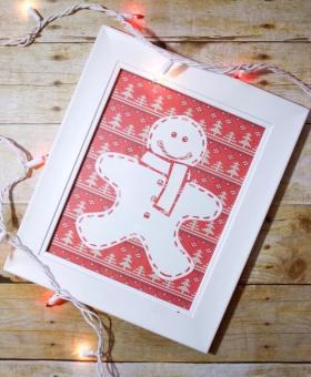 Ugly Christmas Sweater Wall Art – Free Printables