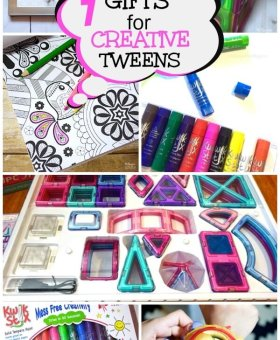 Creative Tween Gifts