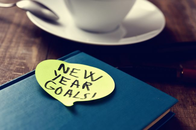 Statistics prove New Years Resolutions don't work... why that's ok and what to do instead to set goals and make positive change in your life.