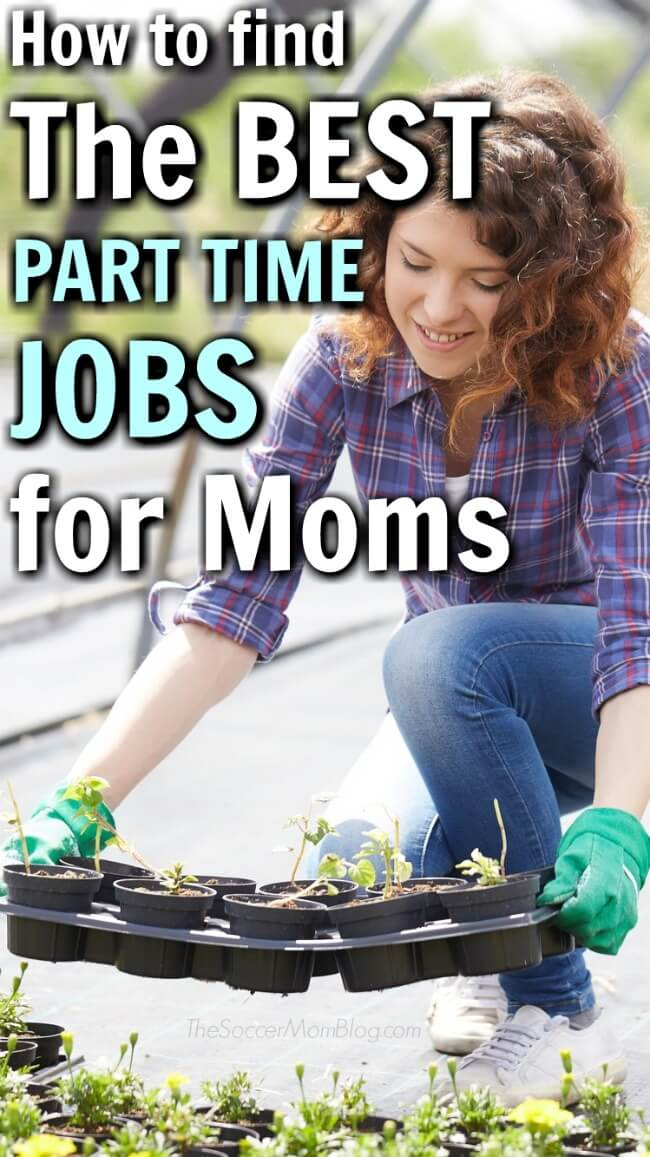 Why part time jobs are the ultimate solution for moms: earn extra income and still have a life! How to find the right career for you and your family.