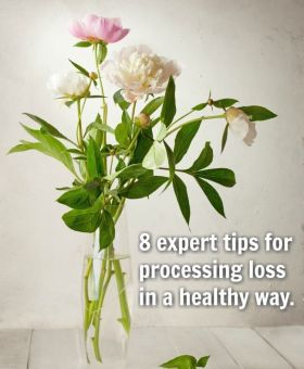 "Coping with Loss: What's ""Normal"" when Processing Grief"
