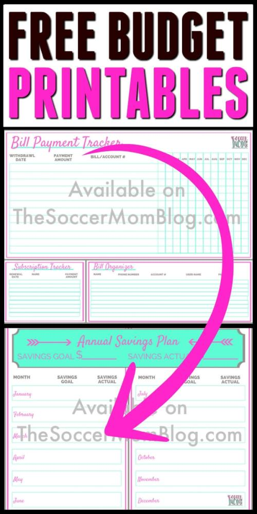 You CAN live well as a one income family! Start with these 4 actionable, do-able steps for a budget that works - plus 2 free printables!