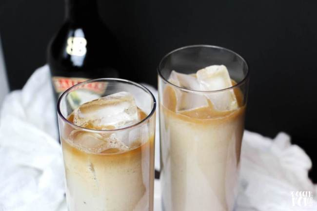 Smooth, creamy (and boozy!), this Vietnamese Coffee Cocktail recipe will remind you of your favorite pho house...only more fun!