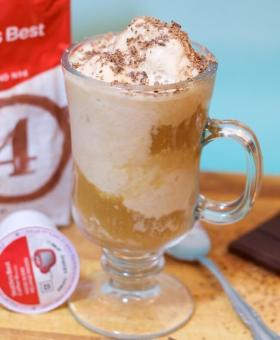 Affogato (Italian Coffee and Ice Cream Float)