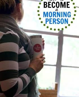 5 Ways to Be a Morning Person (When You're Not)