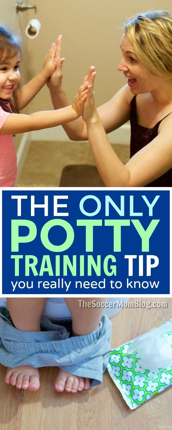 "Forget what the ""experts"" say! And all of those potty training tips you've read, forget them too! THIS is what really works."
