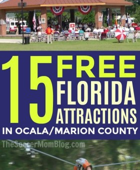 Free Things To Do in Florida for Families (Ocala/Marion County)