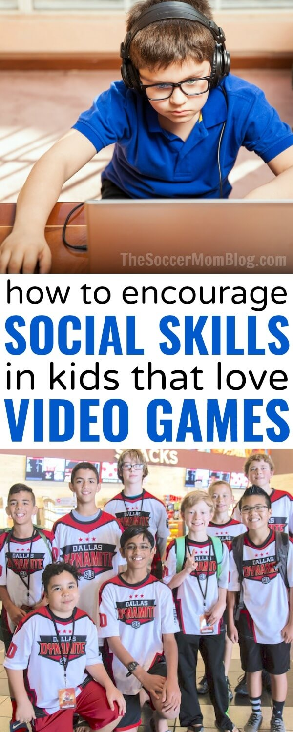 A surprisingly simple way to encourage social community building in kids that love video games. PLUS an exciting local event for Houston Minecraft fans!
