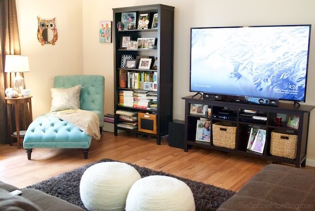how to redecorate your living room without replacing every single item and on a budget - Redecorate Living Room