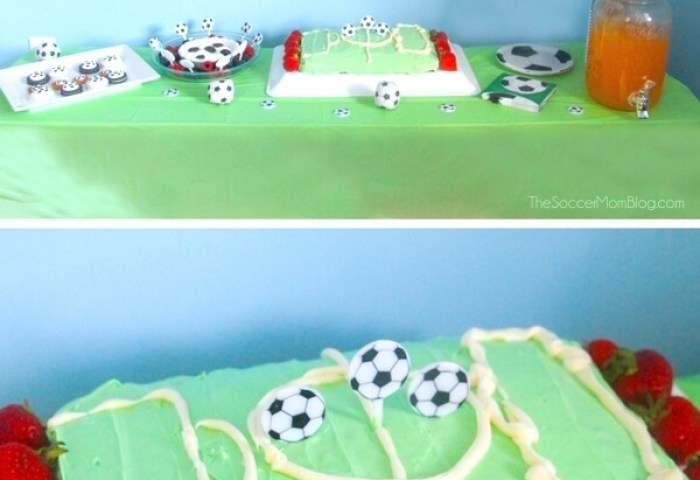 How To Throw A Kids Soccer Birthday Party For Under 50