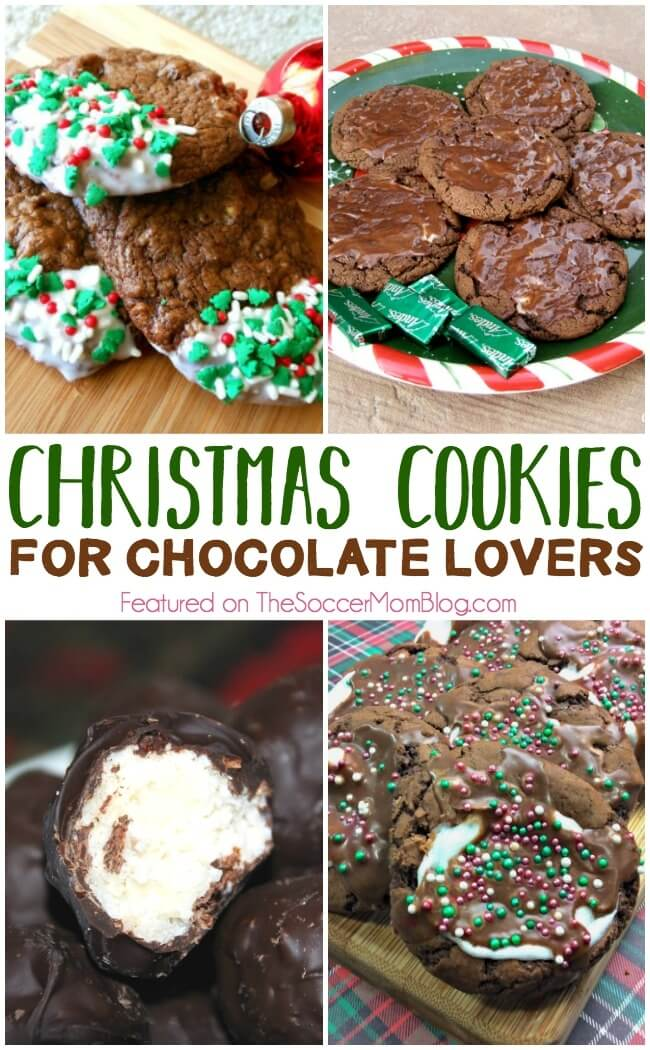 Bloggers Best Christmas Cookies Recipe Collection Giant