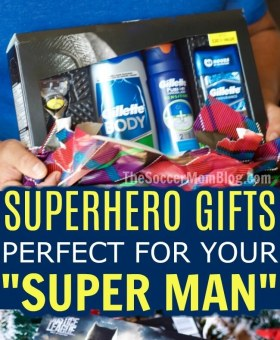 """Best Superhero Gifts for the """"Super Men"""" in Your Life"""