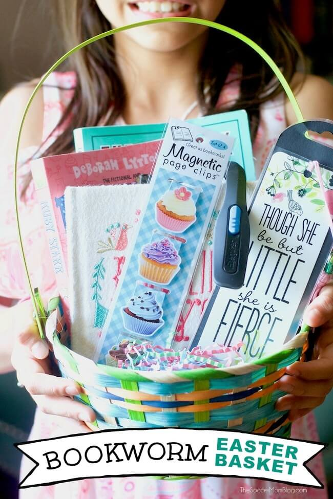Make Easter extra special for your favorite bookworm with this Book Lover's Easter Basket— it's perfect for young readers and can be tailored to all ages!