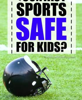 Are Contact Sports Safe for Kids?
