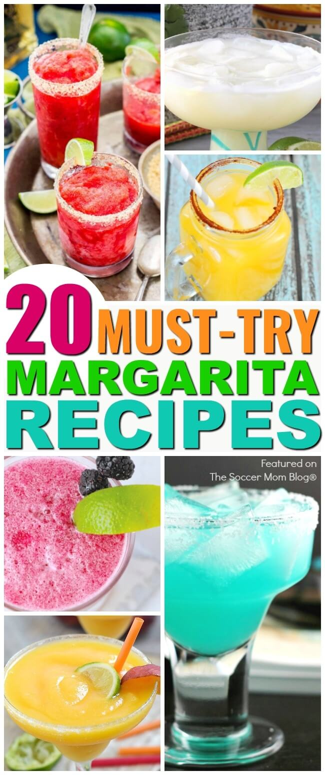 You won't believe what's inside some of these wildly unique margarita recipes! Unexpected ingredients, fruity and frozen, and even margarita gummy bears - there is something here for every occasion and every menu! (Find the perfect margarita cocktail for your Cinco de Mayo party!)
