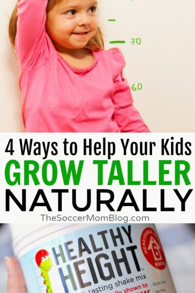 4 Ways to Help Your Child Grow Taller Naturally