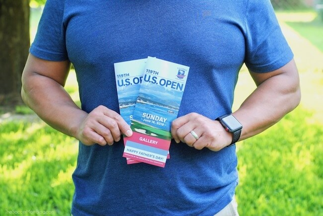 2019 US Open golf championship tickets