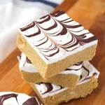 Just like your lunch ladies used to make! These no bake peanut butter bars arethick, creamy, and crave-able! (And super easy!)