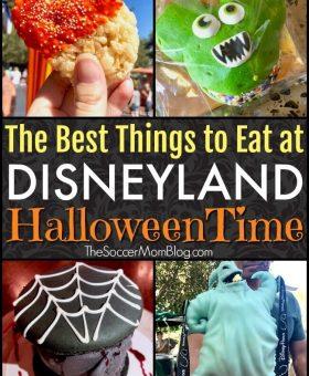 2018 Disneyland HalloweenTime Food Tour