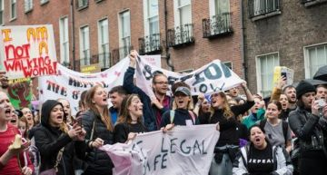 Abortion rights, fighting for liberation and socialism