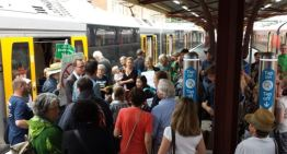 Fight for Newcastle rail continues