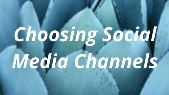 choosing-social-media-channels