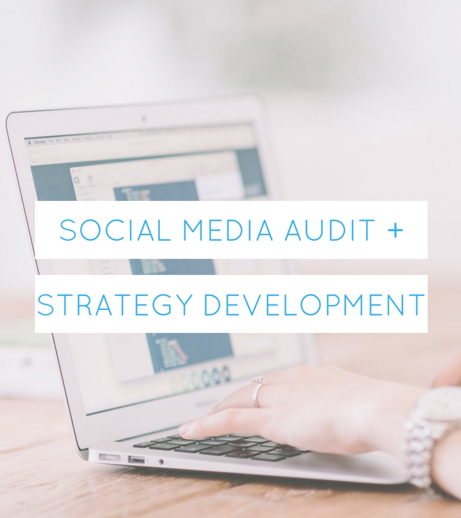 Social Media Audit and Strategy Development