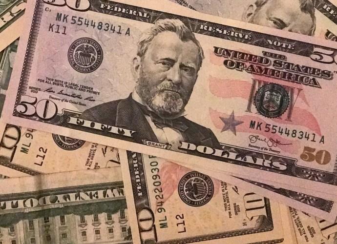 Social media virgin Las Vegas dollar