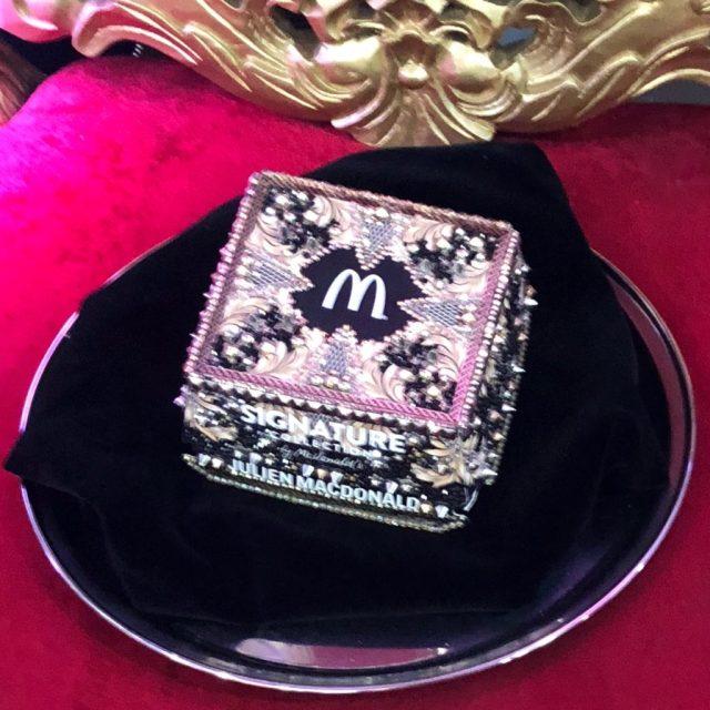 Julian Macdonald Limited Edition Signature Box