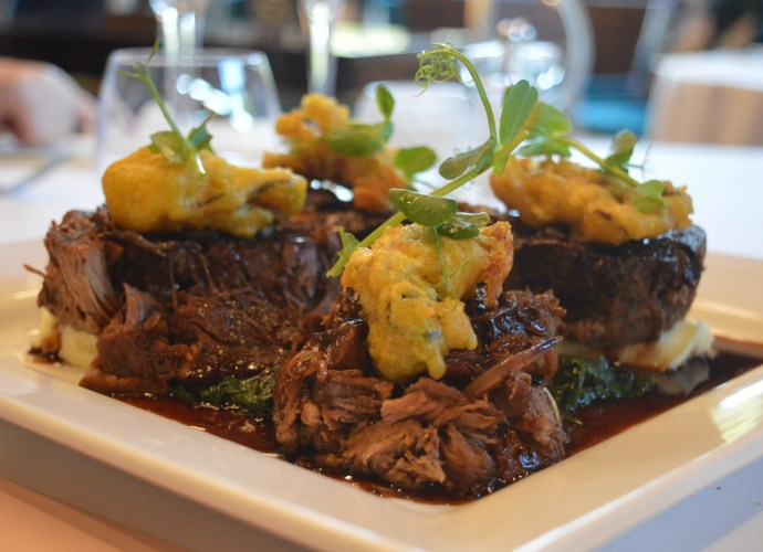 Slow Cooked Beef   Matfen Hall Country Spa & Hotel Northumberland   Summer Menu Review   The Social Media Virgin - a travel and food blog for the mature female