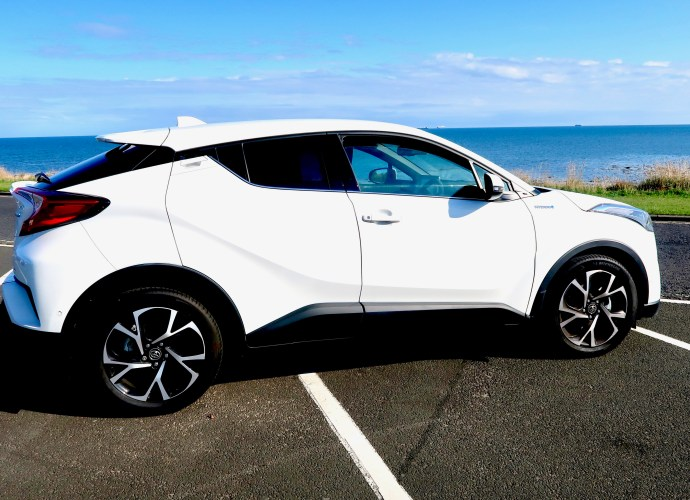 Eco Friendly Hybrid Toyota C-HR Full Review   Car Review   The Social Media Virgin Mature Lifestyle Blogger