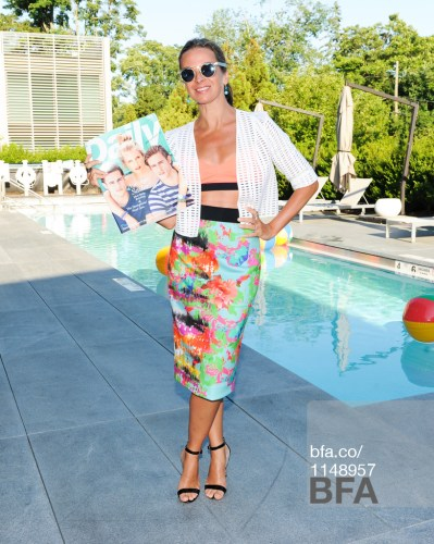 Poolside Party with MICHELLE SMITH of MILLY, CHELSEA LEYLAND & THE DAILY FRONT ROW