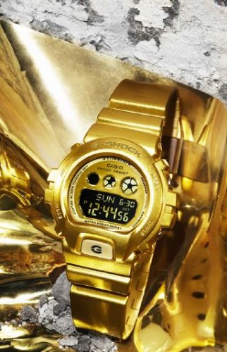 G-Shock Celebrates 30th Anniversary With New Launch