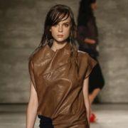 Mercedes Benz New York Fashion Week: Parkchoonmoo Spring 2015
