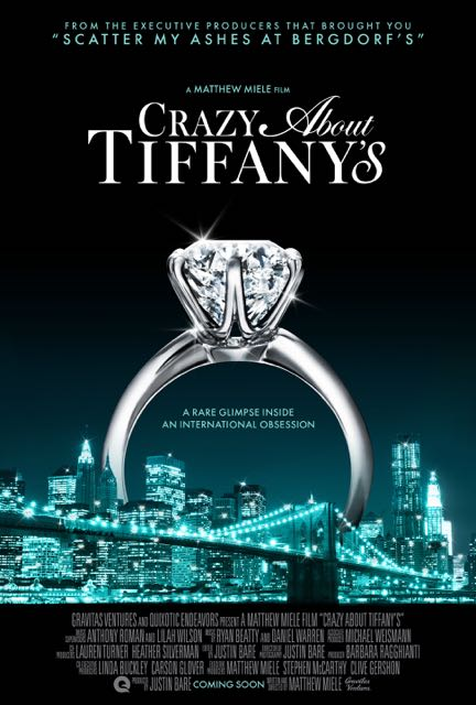 Crazy About Tiffany's NY Premiere At The Museum Of Natural History